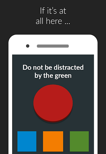 Red button: do not disturb, clicker games, not not  screenshots 3