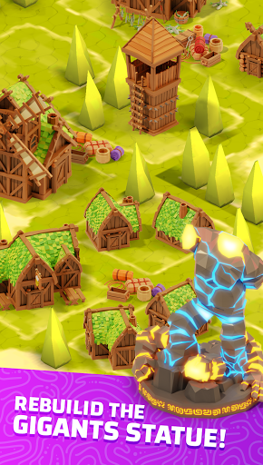 Idle Islands Empire: Idle Clicker Building Tycoon 0.9.5 screenshots 4