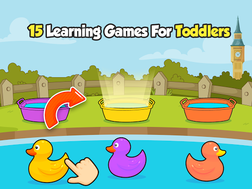 Baby Games for 2,3,4 year old toddlers 7.0 Screenshots 7