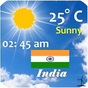 India Weather  Icon