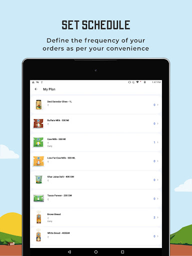 Country Delight - Online Milk Delivery App 4.7.8 screenshots 11