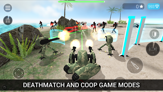 CyberSphere: TPS Online Action-Shooting Game Hack Game Android & iOS 2
