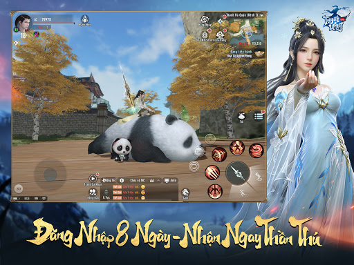 Tuyu1ebft u01afng VNG - Kiu1ebfm Hiu1ec7p Giang Hu1ed3 1.0.46.1 screenshots 23