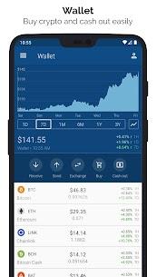 تحميل تطبيق اسعار العملات الرقمية للموبايل Crypto App أحدث اصدار 3