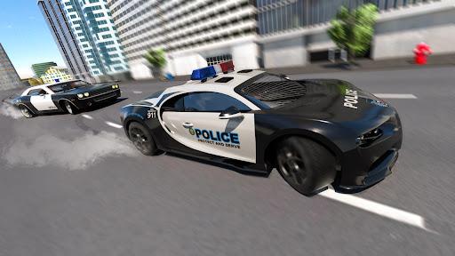 Police Car Drift Simulator 3.02 screenshots 2