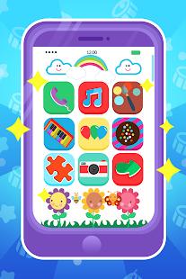 Baby Phone - Baby Games | Kids Games | Mini games