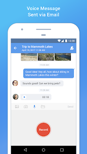 Email Messenger – MailTime 3