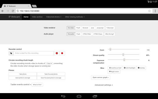 IP Webcam  Screenshots 5