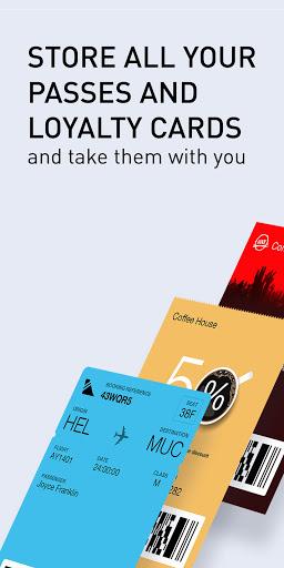PassWallet - Passbook + NFC 2.01.03 screenshots 1