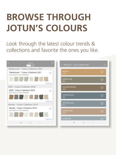 Jotun ColourDesign  Screenshots 9