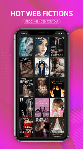 GoodNovel -  Books, WebNovel, Romance Story 1.3.0.1041 Screenshots 3
