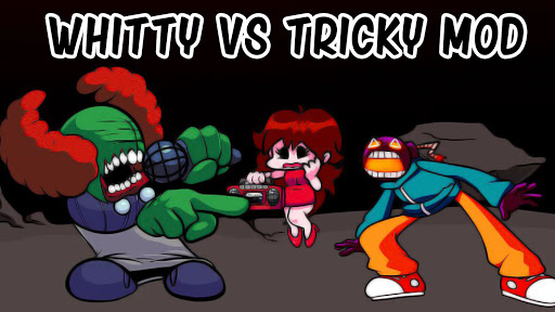 FNF Friday Night Whitty Vs Tricky Game  screenshots 6