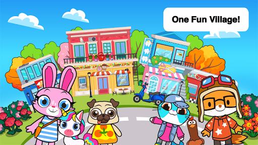 Main Street Pets Village - Meet Friends in Town apkdebit screenshots 1