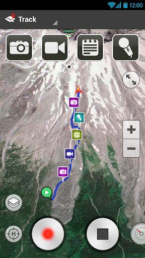 ramblr (hiking, gps, map) modavailable screenshots 1