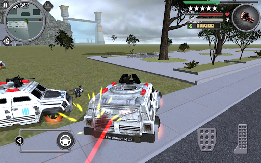 Space Gangster 2 2.3 screenshots 7