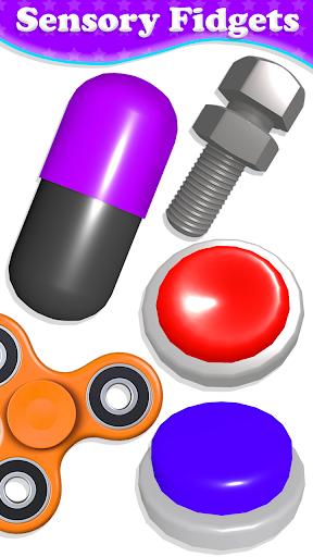 Fidget Toys Pop It Anti stress and Calming Games  screenshots 13