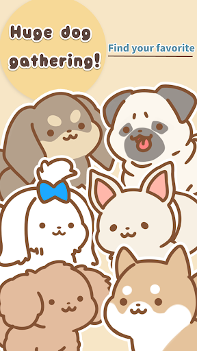 All star dogs - merge puzzle game Apkfinish screenshots 1