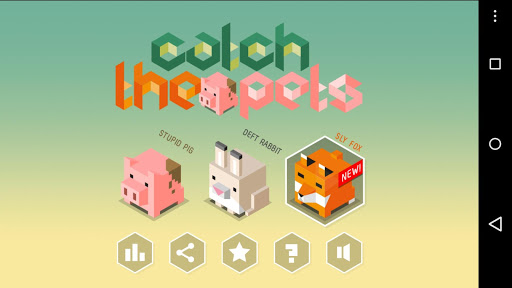 Catch the Pets! For PC Windows (7, 8, 10, 10X) & Mac Computer Image Number- 5