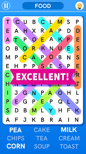 Word Search 🎯🔥🕹️ 1.4.1 screenshots 1
