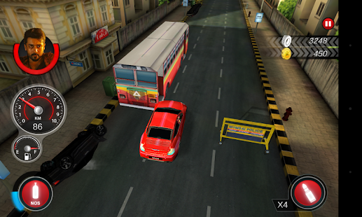 Anjaan : Race Wars Screenshot