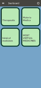 Homeopathy Therapeutics