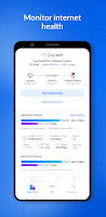 screenshot of WiFiman: Find nearby WiFi APs and run speed test