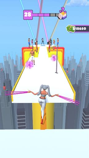 Nail Woman: Baddies Long Run, High Women Nails 0.1 screenshots 1