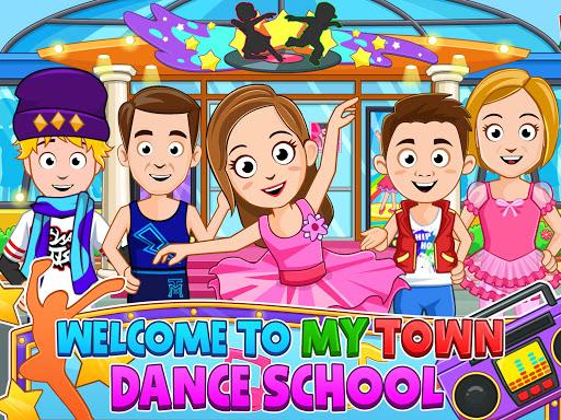 My Town : Dance School. Girls Pretend Dress Up Fun 1.28 Screenshots 6