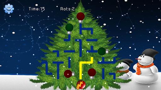 xmas tree light up screenshot 1
