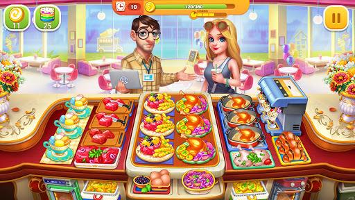 Cooking Hot: My Restaurant Cooking Game Apkfinish screenshots 3