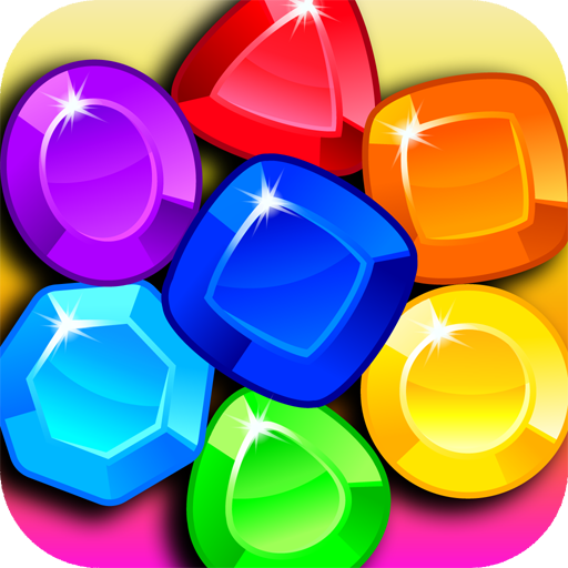 Bedazzled Gems For PC Windows (7, 8, 10 and 10x) & Mac Computer