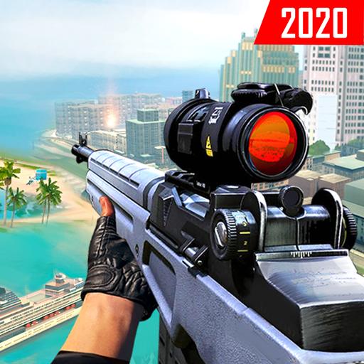 Real Sniper Gun Shooter: Free Sniper Games 2020 APK