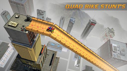 ATV Quad Bike Racing u2013 Mountain Climb Stunt Games  screenshots 4