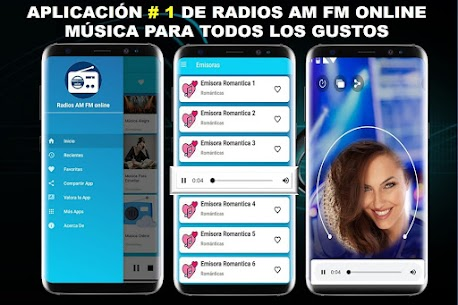 Radios AM FM online 2