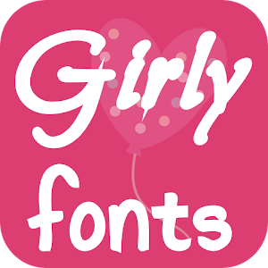 Girls Fonts for FlipFont