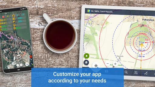 Locus Map 4: Hiking&Biking GPS navigation and Maps apktram screenshots 14