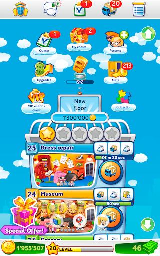 Pocket Tower: Building Game & Megapolis Kings 3.20.7 screenshots 13