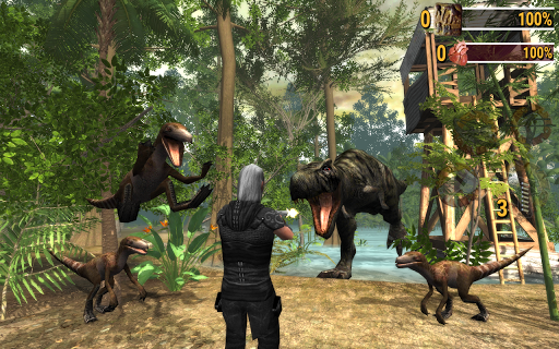 Dinosaur Assassin: Online Evolution 21.1.2 screenshots 21