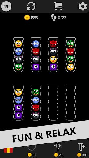 Ball Sort Master - Hint & Sort 1.0.12 screenshots 3