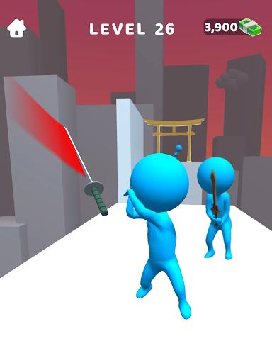 Sword Play! Ninja Slice Runner 3D  screenshots 20
