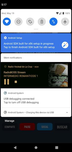 Radio Vecinal de La Cruz screenshot 1