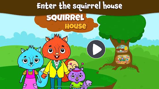 Animal Town - My Squirrel Home 2.62 Screenshots 15