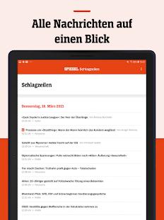 DER SPIEGEL - Nachrichten 4.3 Screenshots 14