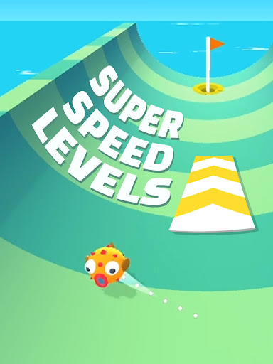 Perfect Golf - Satisfying Game android2mod screenshots 8