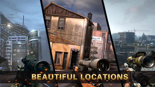 Sniper 3D Strike Assassin Ops - Gun Shooter Game 2.4.3 Screenshots 16