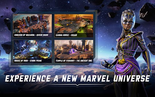 MARVEL Realm of Champions Screenshot
