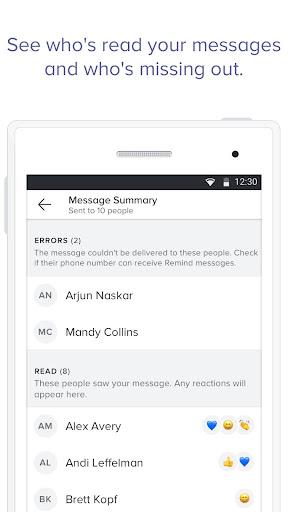 Remind: School Communication screenshots 3