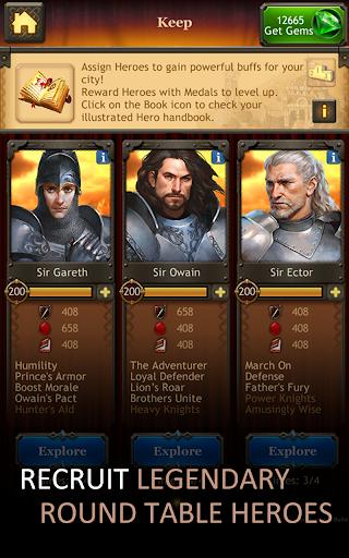 Kingdoms of Camelot: Battle 20.8.0 screenshots 3