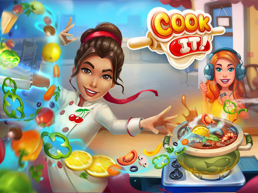 Cook It! Cooking Games Madness & Krusty Cook-off 1.3.4 screenshots 24
