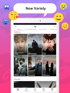 Joylada - Read All Kind of Chat Stories 5.007.01 Screenshots 9